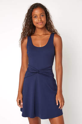 Ali & Jay Shake It Out Ponte Fit And Flare Mini Dress