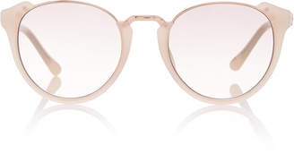 Linda Farrow Titanium Acetate Sunglasses