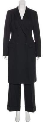 Dolce & Gabbana Wool Pinstriped Suit