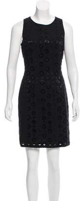 MICHAEL Michael Kors Beaded Mini Dress
