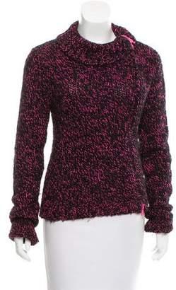 Marc Jacobs Wool Heavy Knit Cardigan