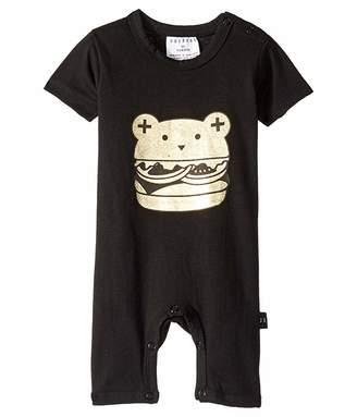 HUXBABY Huxburger Short Romper (Infant)