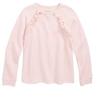 Tucker + Tate Ruffle Fleece Sweatshirt