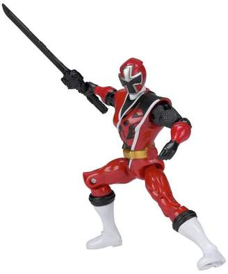 Power Rangers Ninja Steel Red Ranger Action Figure - 12.5cm