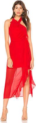 C/Meo Elude Midi Dress