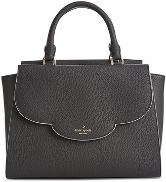 kate spade new york Leewood Place Makayla Satchel $398 thestylecure.com
