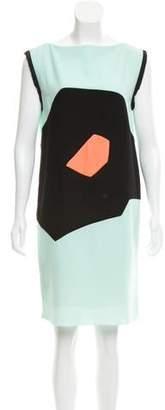 Roksanda Sleeveless Mini Dress