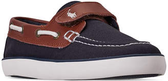 Polo Ralph Lauren Little Boys' Sander Ez Casual Sneakers from Finish Line