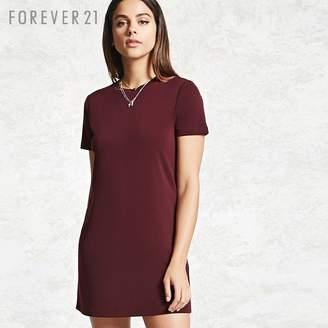 Forever 21 (フォーエバー 21) - Forever 21 ミニシフトワンピース