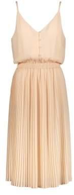 Sessun Lisbon Pleated Strappy Dress