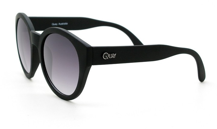Quay Eyeware UMTRE Sunglasses in Black