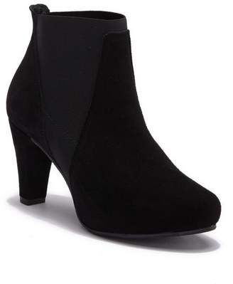 Cordani Naville Suede Leather Ankle Boot