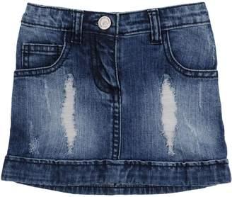 Miss Blumarine Denim skirts - Item 42622893GD