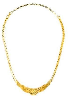 Christian Dior Collar Necklace