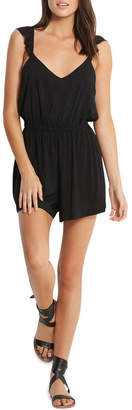 Seafolly Ruffled Strap Playsuit