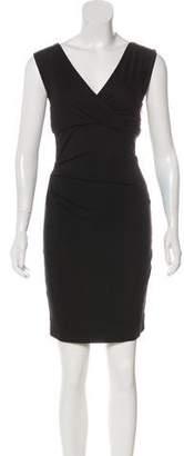 Diane von Furstenberg Parker Bodycon Mini Dress w/ Tags