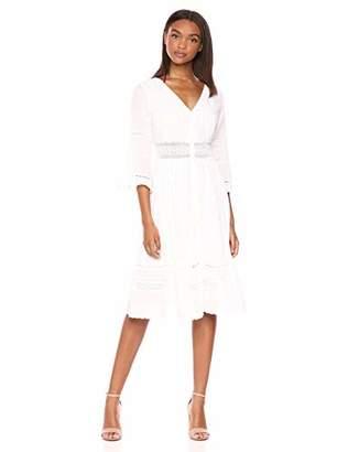 Velvet by Graham & Spencer Women's Angi Cotton lace Dress