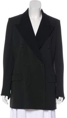 Etro Structured Peak-Lapel Blazer