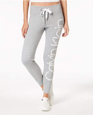 Calvin Klein French Terry Logo Joggers