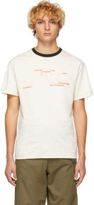 Off-White St Henri St-Henri SSENSE Exclusive and Black Engine T-Shirt