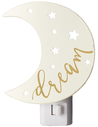 Mud Pie - Dream Moon Night Light Accessories Travel $16 thestylecure.com
