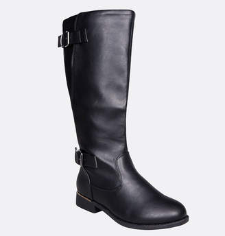 Avenue Rue Exposed Back Rider Boot
