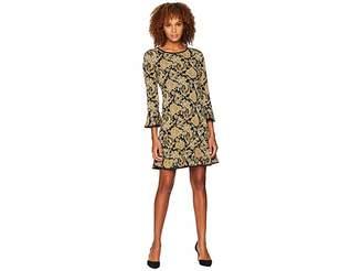 MICHAEL Michael Kors Sweetheart Flounce Dress Women's Dress