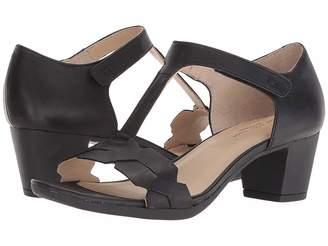 Hush Puppies Masseter T-Strap Women's Dress Sandals