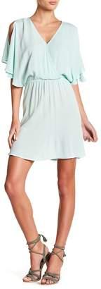 On The Road Cali Split Sleeve Tassel Dress