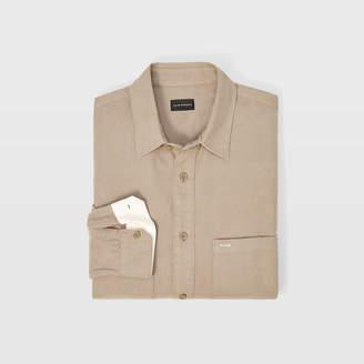Club Monaco Long-Sleeve Work Shirt
