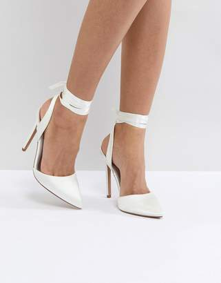 Asos Design PIED PIPER Bridal High Heels