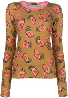 Etro floral jumper