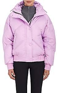 IENKI IENKI Women's Tech-Fabric Oversized Jacket - Lilac