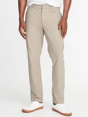 Old Navy Slim Go-Dry Built-In Flex Performance Pants for Men
