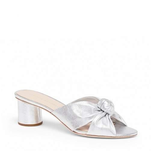 Celeste Mid Heel Knot Slide