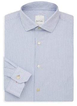 Paul Smith Slim Fit Gingham Dress Shirt