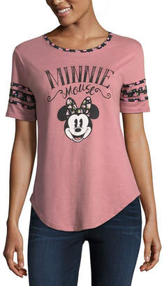 Freeze Minnie Mouse Tee - Juniors