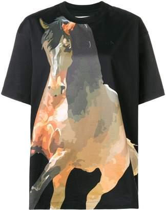 Marques Almeida Marques'Almeida プリント Tシャツ