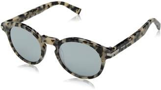 Marc Jacobs Men's Marc184s Round Sunglasses