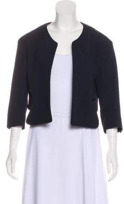 Chloé Textured Open Front Blazer w/ Tags