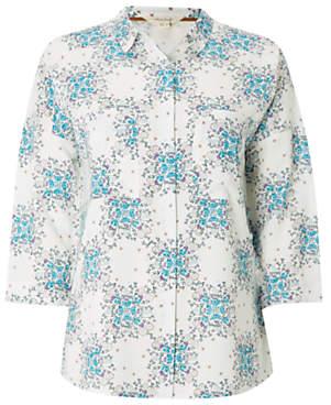 White Stuff Artichoke Shirt