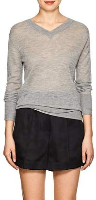 Helmut Lang Women's Cashmere V-Neck Sweater