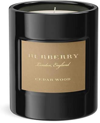Burberry The Fragranced Candle, Cedar Wood