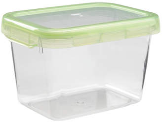 OXO Good Grips Green Small Rectangle Locktop 5.5 Cup Food Storage Container