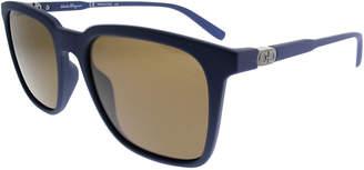 Salvatore Ferragamo Unisex Sf843s 56Mm Sunglasses