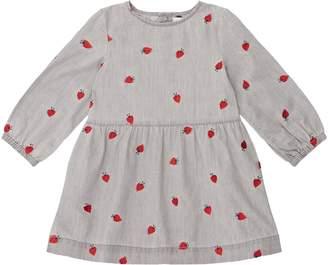 Stella McCartney Embroidered Ladybird Dress