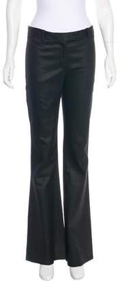 Nicole Miller Coated Mid-Rise Pants w/ Tags