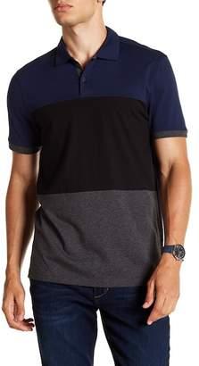 Calvin Klein Color Blocked Multi Polo Shirt
