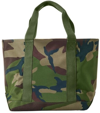 L.L. Bean L.L.Bean Hunter's Tote Bag, Open-Top
