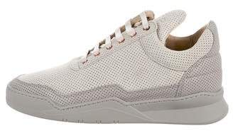 Filling Pieces Perforated Suede Sneakers w/ Tags